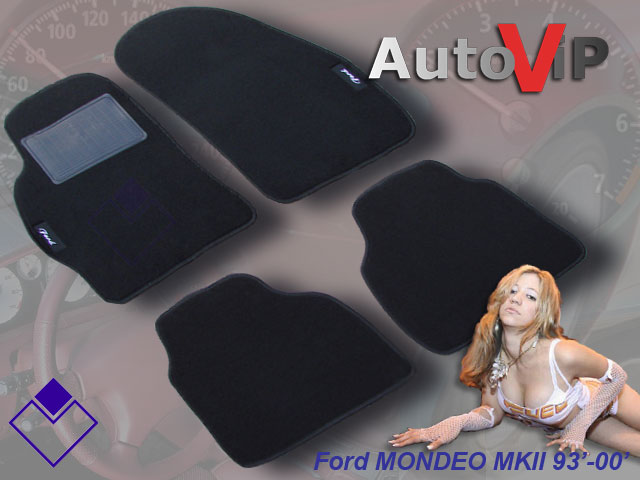 Autokoberce Textilni do Ford Mondeo Mk1 / 1993-1996 /