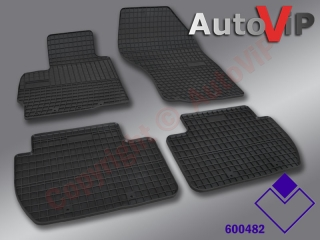 Autokoberce Gumove do Mitsubishi Outlander II / 2007-2012 /