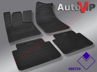 Autokoberce Gumove do Audi Q7 4L / 2005-2015 /