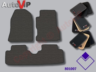 Autokoberce Textilni do Honda Civic VII 3D / 2001-2005 / HB