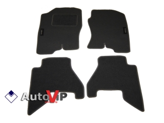 Autokoberce Textilni do Nissan Pathfinder III / 2005-2010 /