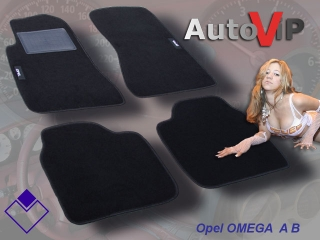 Autokoberce Textilni do Opel Omega B / 1994-1999 /